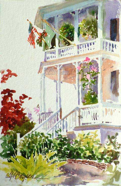Painted House Chautauqua Ny